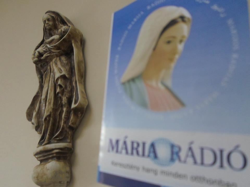 Mária Rádió Cegléd